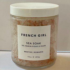 French Girl Rose Sea Soak - Calming Bath Salts